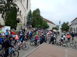 Tekerj a Hegyre - kerékpártúra