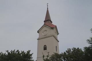 Római katolikus templom, Tállya