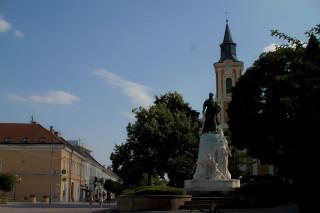 The Kossuth Statue