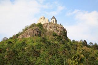 The Füzér Castle
