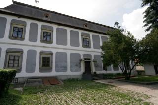 The Rákóczi Castle of Királyudvar