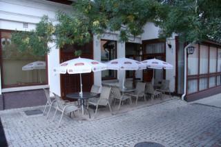 Rákóczi Panzió - Étterem, kávézó