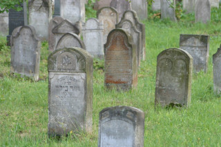 New Jewish Cemetery, Tokaj