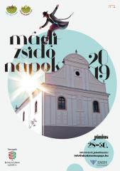 Mádi Zsidó Napok 2019