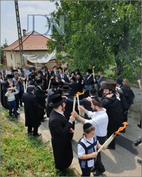 Inauguration of Torah in Mad