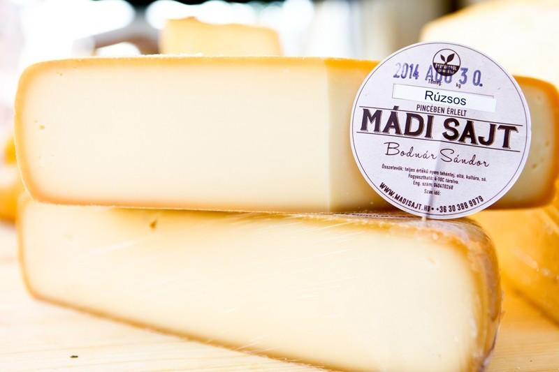 Mád cheese