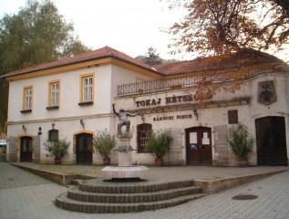 Tokaj Hétszőlő Szőlőbirtok Rákóczi Pince és Udvarház