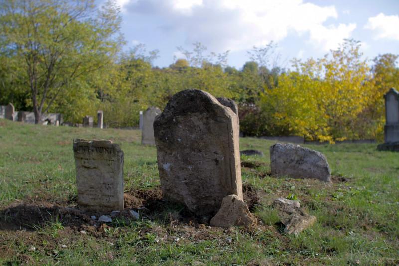 Jewish Cemetery, Tarcal