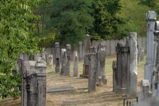 Jewish Cemetery, Bodrogkeresztúr