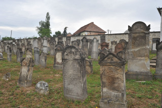 Jewish Cemetery, Olaszliszka