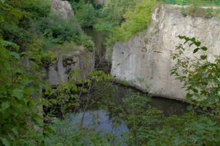 The Tarn of Megyer Mountain