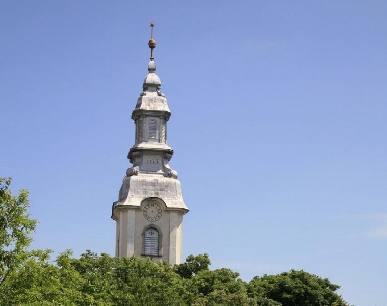 Erdőbényei református templom