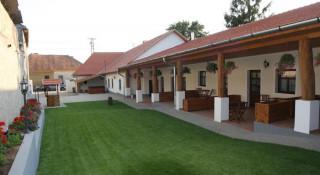 Bacchus Vendégház, Tállya