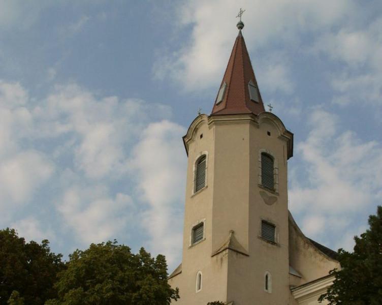 Római katolikus templom, Tarcal