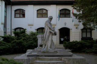 The Statue of István Széchenyi
