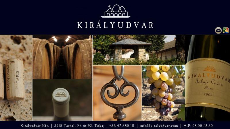 Királyudvar Winery