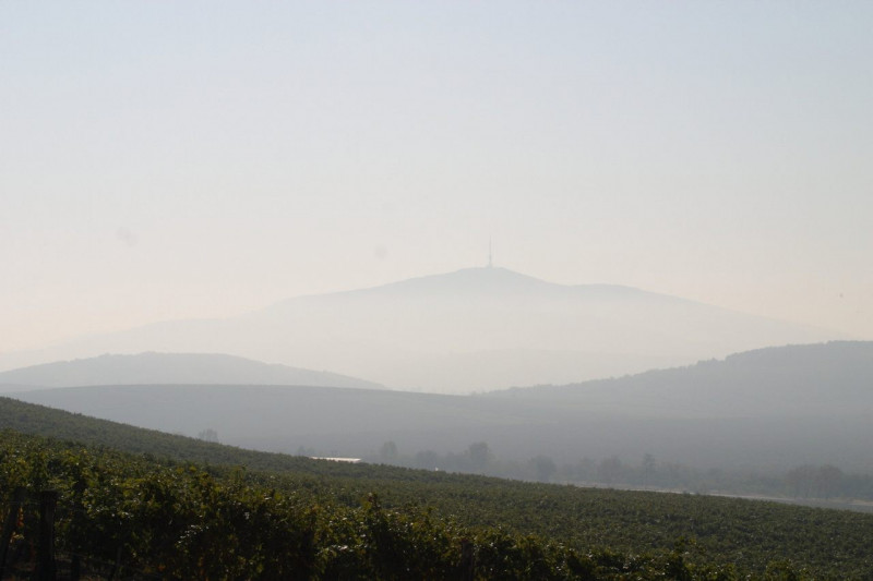 The Zemplén Mountains