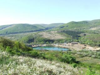 The Erdőbénye Tarn