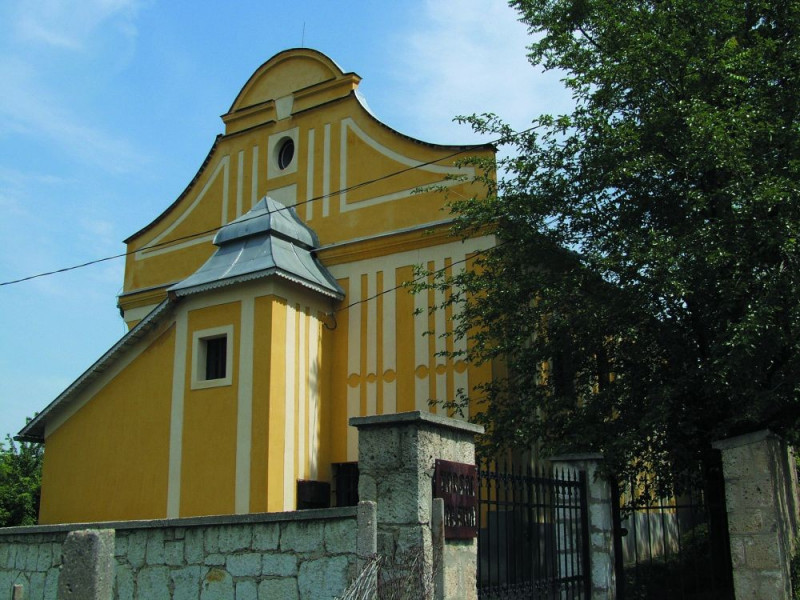 The Tarcal Synagogue